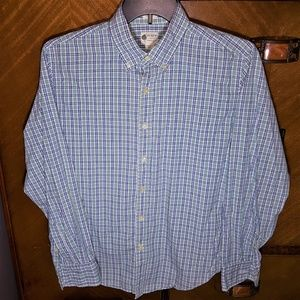 J Crew Shirtings Washed Casual Button-down, Medium